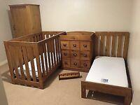 Next Highbury Nursery Furniture Set