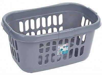 Plastic Laundry Basket Ebay