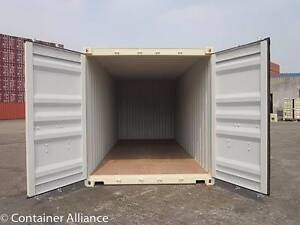 New 20' GP Containers landed in Echunga for just 2975 ex GST Echunga Mount Barker Area Preview