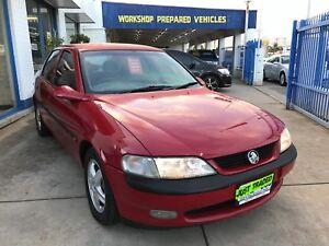 1998 Holden Vectra Sedan Grange Charles Sturt Area Preview