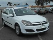 2006 Holden Astra AH MY06 CD White 4 Speed Automatic Wagon Maidstone Maribyrnong Area Preview