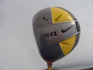 Nike SQ FW #3 15° Graphite Stiff Mens Left
