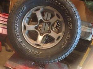4 pneus Saguenay Saguenay-Lac-Saint-Jean image 2