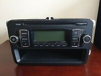 RCD210 VW radio
