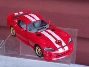Burago Shelby Series 1 die cast car--1999--scale 1/24