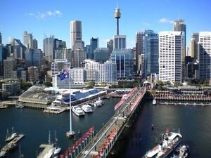 Only girls in the apartment Pyrmont Inner Sydney Preview