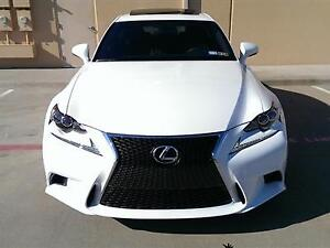 Lexus IS 300 F SPORT - Fully Equipped w/ Extra Care Protection