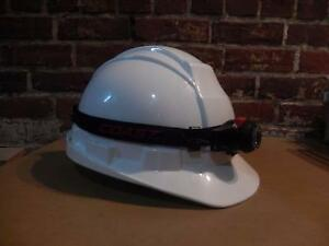 Casque de Chantier / Model Mc Cordick Blanc (i016753)