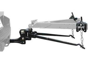 Leveling and Weight Distribution Hitch (new)