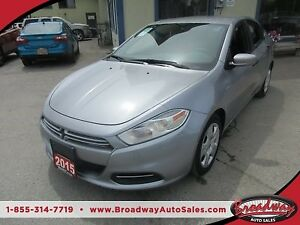 2015 Dodge Dart 'GREAT VALUE' POWER EQUIPPED SE MODEL 5 PASSENGE
