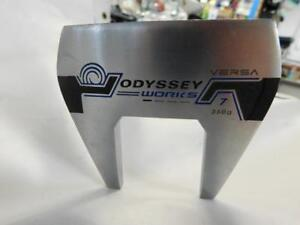 Odyssey Works Versa #7 Putter Steel Left Hc