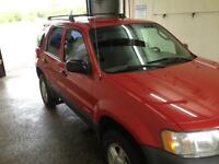 2001 Ford Escape for sale!! 2500 firm