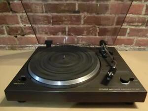 Table tournante, platine vinyle Hitachi Ht-320 (i013387)