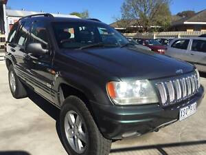 2002 Jeep Grand Cherokee Wagon or rent from $250p.w.