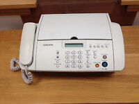 FREE Samsung telephone/ answering machine/ copier