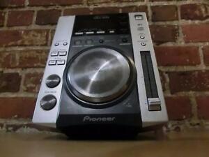Platine, table pour DJ Pioneer CDJ-200 (i010727, i010728) DEUX DISPONIBLES