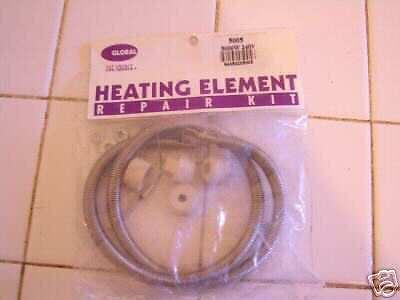 Electric Heating Element Kit-  58 5000 Watt Restring Kit 24500 625