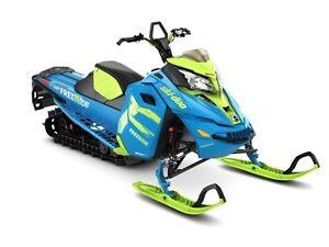 2017 Ski-Doo Freeride 137 ROTAX 800R E-TEC PowderMax 1.75 REV-XM