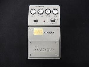 Pdale d'Effets pour Guitare IBANEZ / Model AW7 AUTOWAH (i019385)