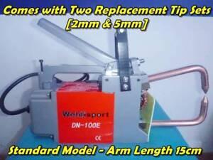 NEW 240V Portable Spot Welder + 2 Welding Tip Sets (2mm & 5mm) Beenleigh Logan Area Preview