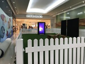 Picket fence hire wedding party hire event hire Upper Swan Swan Area Preview