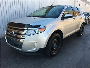 2011 Ford Edge SEL FULLY LOADED, NAV, LEATHER, 2 SET OF TIRES