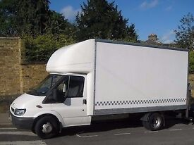 REMOVAL SERVICE MAN AND LUTON VAN
