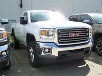 2015 GMC Sierra 2500HD SLE, Cloth, Remote Start, OnStar
