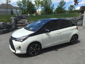 Transfert de bail pour Toyota Yaris 2016