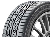 FIREHAWK WIDE OVAL INDY 500 TIRES!