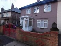 Large three end terrace, Lisburn Lane, Clubmoor, L13 9AE