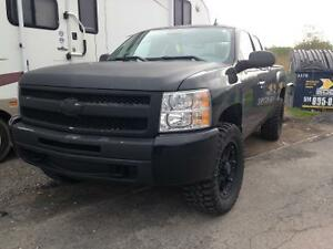 Chevy silverado 1500 lifted