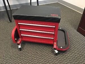 Tool Bench w/ seat