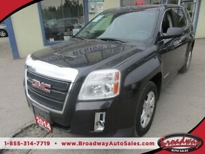 2014 GMC Terrain POWER EQUIPPED SLE-1 MODEL 5 PASSENGER 2.4L - E