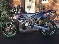 Derbi Senda SM 50 X-Treme Supermoto 50cc 'moped'