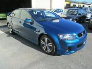 2012 Holden Commodore VE II MY12 SV6 Blue 6 Speed Manual Sedan Werribee Wyndham Area Preview