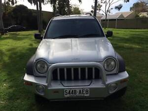 JEEP CHEROKEE Ideal SUV  Limited Edition 4WD  $4950