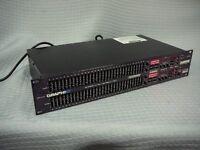 SABINE GRQ-3102 EQ + FBX + COMPRESSOR + DELAY