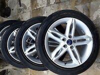 Focus alloy wheels 17inch new shape