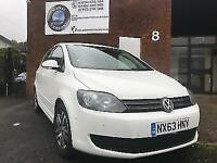 Volkswagen Golf Plus 1.6TDI BlueMotion Tech DSG MK6 2013 BlueMotion -- AUTO