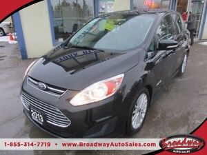 2013 Ford C-MAX HYBRID MODEL FUEL EFFICIENT SE EDITION 5 PASSENG
