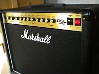 Marshall DSL 40C Guitar Amplifer MINT RRP £550