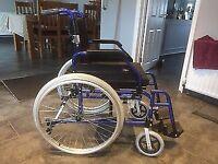 Drive Enigma XS Aluminium Wheelchair