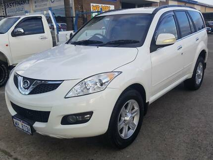 2011 Great Wall X240 Wagon 4X4 Hi/Low Tidy (Drives Well) Wangara Wanneroo Area Preview