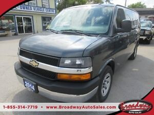 2014 Chevrolet Express 1500 PEOPLE & WORK MOVER 1500 - LT SERIES