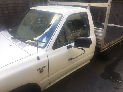 Removals - a man and his ute