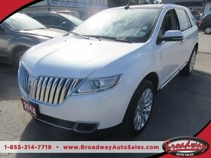 2014 Lincoln MKX LOADED LIMITED EDITION 5 PASSENGER 3.7L - V6..