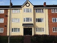 2 Bedroomed second floor flat available immediately located at Campbell Court in Portrack