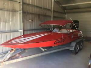 Lewis Tournament Ski Boat 17' - No Engine Joyner Pine Rivers Area Preview