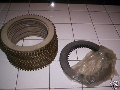 New Oem Komatsu D20 Or D21-6 -7 -8 Steering Clutch Set Dozer Loader